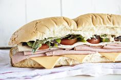 Make and share this Hero Sandwich recipe from Food.com.