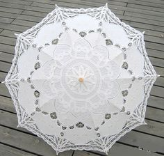 Ivory Old Fashion Battenburg Lace Umbrella Wedding Parasol for Bridal vintage lace parasol for Bridesmaid,Wedding gift by TableclothShop on Etsy https://www.etsy.com/listing/470254116/ivory-old-fashion-battenburg-lace