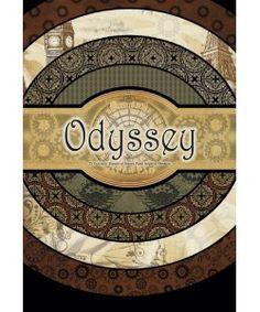 Odyssey Pad (PAD0010) from www.aspirecrafts.co.uk
