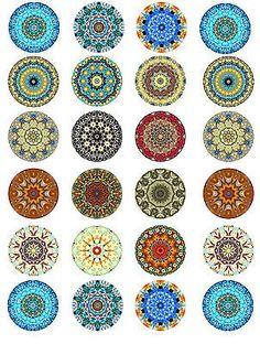 Mandala-round-stickers-glossy-paper-1-5-2-scrapbooking-crafts-you-choose