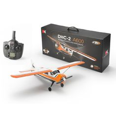 RC Airplane Model 2 Upgraded