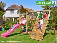 Cottage Climb X'tra - Playsets