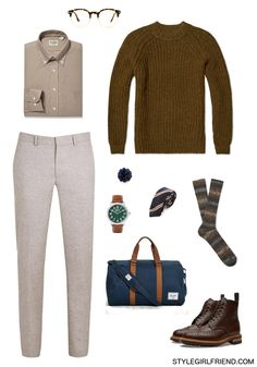 Outfit Inspiration: Necessary Neutrals