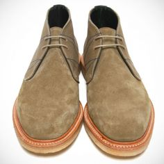 e4bf555bfb9839 AG x Mark McNairy New Amsterdam Double SOB Chukkas - FIRE Sports Footwear