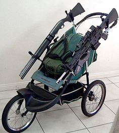 Tactical Baby Stroller - Marty love love LOVES this (he found it searching for a tactical diaper bag and baby gear)