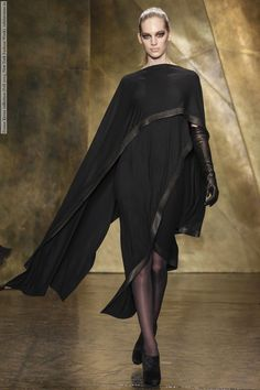 Donna Karan collection (Fall 2013, New York Fashion Week)