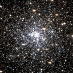 A 10 billion year old cluster of stars