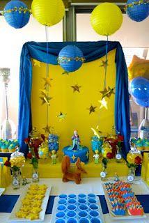 The Little Prince.. Seria mi fiesta de cumple de la vida!!
