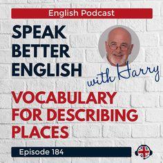 Speak Better English with Harry English Adjectives, English Idioms, English Vocabulary Words, English Phrases, English Writing, English Study, English Grammar, Advanced English Vocabulary, English Speaking Skills