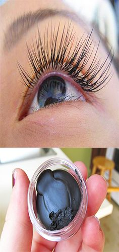 Everyone is talking about this method for longer lashes.