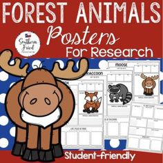 Forest Animals Resea