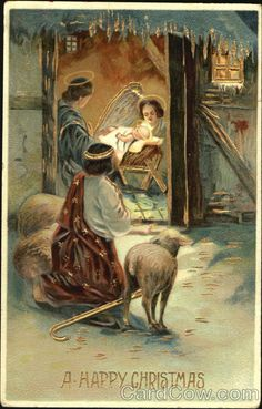 A Happy Christmas Madonna & Child