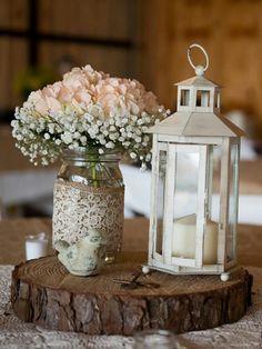 Hochzeitsdeko mit Einmachgläsern - Deko Ideen