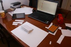 Prototyping tutorial, work in progres ... hi tech and .. paper tech working together.