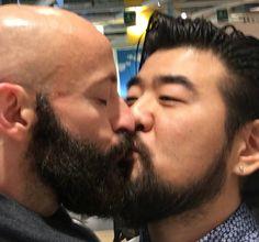 #beard #thegaybeards #gay #thesamelove #love #beard