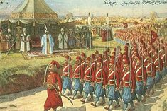 The usual Ottoman kinetic response to Mahdist rebellions started with the janissaries--but often this was supplemented with IO/IW in the form of fatwas and other religious salients. Description from facingislam.blogspot.com. I searched for this on bing.com/images