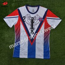e56c5958f00 available classic design accpet small quantity custom logo sublimation  soccer jersey personalised Tennis Store, Survival