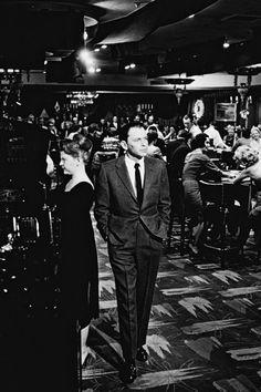 "Frank Sinatra in ""Ocean's Eleven"" 1960"