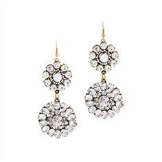 Crystal Botanica Earrings