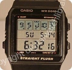 Vintage, Retro Rare Casio Games digital lcd watches from and Casio Digital, Digital Watch, Retro Watches, Vintage Watches, Game & Watch, Geek Culture, Casio Watch, Nerd, Clock