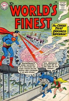 The Superman Fan Podcast: Episode #321 Part I: Superman Family Comic Book Co...