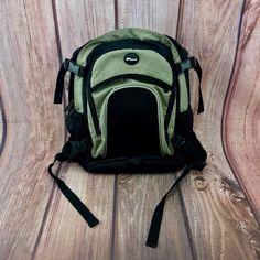 Targus Rucksack bag Travel Camping Laptops Gym Bottle Holders Collage Uni School