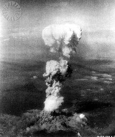 Hiroshima par George Caron 1945