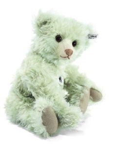 1925 Teddy Bear Replica, Light Green (Steiff - EAN 408755) $335.00