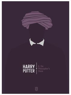 Mock Harry Potter and the Philosopher's Stone movie poster