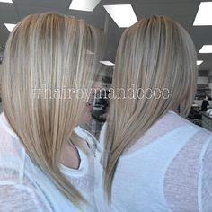 Icy blonde just in time for fall  who says you have to go dark? #redken #balayage #handpainted #blonde #platinum #dimensionalhair #modernsalon #cilantrohairspa #hairbymandeeee