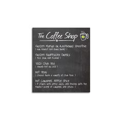 Coffee Shop ❤ liked on Polyvore