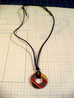 Dudleychick Designs: Washer Necklace Tutorial