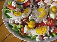 Salad Recipes, Keto Recipes, Dinner Recipes, Cooking Recipes, Healthy Recipes, Diy Food, Food Porn, Good Food, Easy Meals