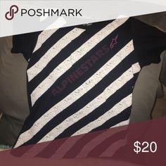 Alpinestar Women's Shirt Brand New!!!! Never worn. Size Medium but fits small. Alpinestar Tops Tees - Short Sleeve