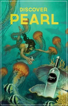 Read more: https://www.luerzersarchive.com/en/magazine/print-detail/pearl-vodka-62647.html Pearl Vodka Vintage illustrated posters for Pearl brand vodka. Tags: Rodgers Townsend, St. Louis,Patrick Faricy,Conor Barry,Pearl Vodka,Mike McCormick,Peter Rodick