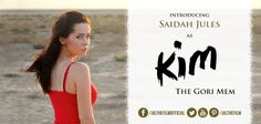 Here is Saidah Jules as Kim #Jal #India