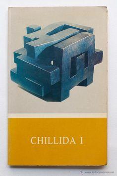 CHILLIDA I- COLECCION ARTE EN IMAGENES- DIAPOSITIVAS El Desván de Bartleby C/,Niebla 37. Sevilla