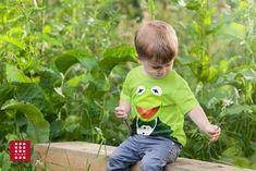 Boys T-Shirt Kermit The Frog - Elegant