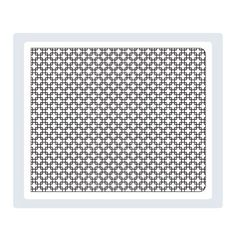 Square Lattice Textured Impressions Embossing Folder Die - by Stampin' Up!