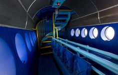 submarine interior - Google Search