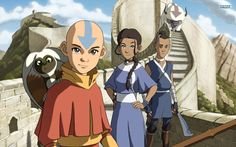 Netflix is adapting a live-action 'Avatar: The Last Airbender' with original show runners Brian Konietzko and Michael Dante DiMartino. Avatar Aang, Avatar The Last Airbender, Team Avatar, The Legend Of Korra, Ver Series Online Gratis, Manga Kawaii, Prince Zuko, Film D'action, Nickelodeon Shows