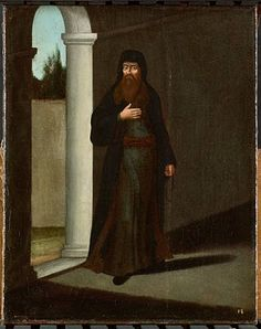 greek priest, Vanmour Jean Baptiste 1737