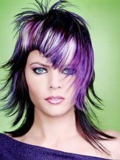 purple, black & platinum :-)