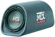 MTX Audio Universal Powered Subwoofer Enclosure ** Details can be found by clicking on the image. (This is an affiliate link) Best Subwoofer, 12 Inch Subwoofer, Subwoofer Box, Powered Subwoofer, Small Subwoofer, Car Best, Jl Audio, Car Audio Systems, Rockford Fosgate
