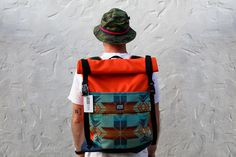 Archive Bags for Tracko: Cordura Rolltop Day Pack! Sold out...sigh.