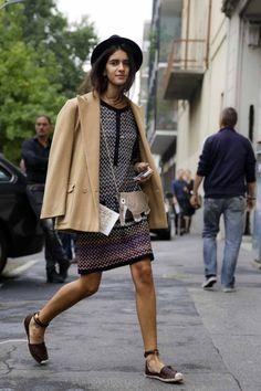 Chiara Totire - The new Italian It girls to get to know - Vogue Australia