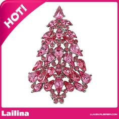 Find More Brooches Information about Rose Rhinestone Christmas Tree Teardrop Crystal Brooch Pin Silver Tone,High Quality crystal brooch,China rhinestone christmas Suppliers, Cheap brooch pins from Lailina Jewelry Co., Ltd on Aliexpress.com