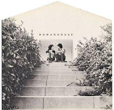 womanhouse catalogue, 1972 / design by sheila levrant de bretteville