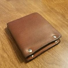 bullardstreecare added a photo of their purchase Handmade Leather Wallet, Leather Card Wallet, Leather Keychain, Leather Work Bag, Leather Men, Clip It, Mens Work Bags, Handmade Wallets, Leather Conditioner