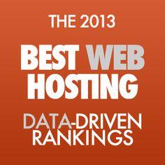 BEST WEB HOSTING DATA DRIVEN RANKINGS